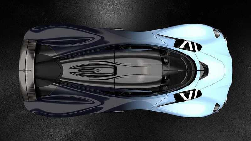 New Images of the Aston Martin Valkyrie's Interior Just Cast Shade All over the 2019 McLaren Speedtail
