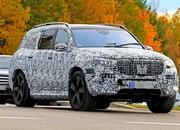 New Mercedes-Maybach GLS Spotted Before Los Angeles Motor Show Debut - image 804889