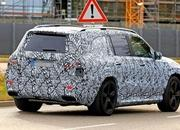 New Mercedes-Maybach GLS Spotted Before Los Angeles Motor Show Debut - image 804892