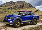 2018 Nissan Frontier Sentinel Concept - image 804781