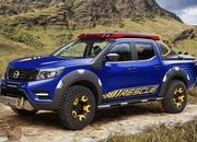 2018 Nissan Frontier Sentinel Concept - image 804800