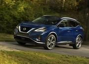 Nissan Gives the 2019 Nissan Murano a Wider Grille; Calls it a New Car - image 807391