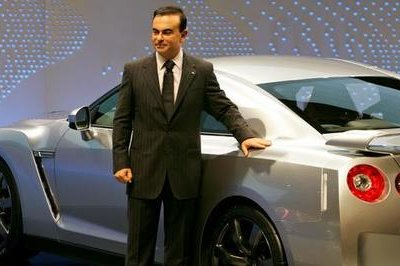 Nissan's Own Carlos Ghosn Accused of Misconduct, Arrested