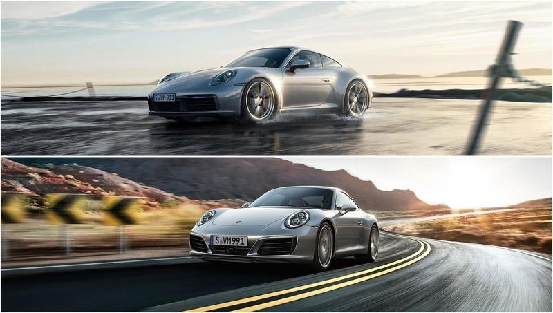 Performance Comparison: 2019 Porsche 911 991 vs 2020 Porsche 911 992