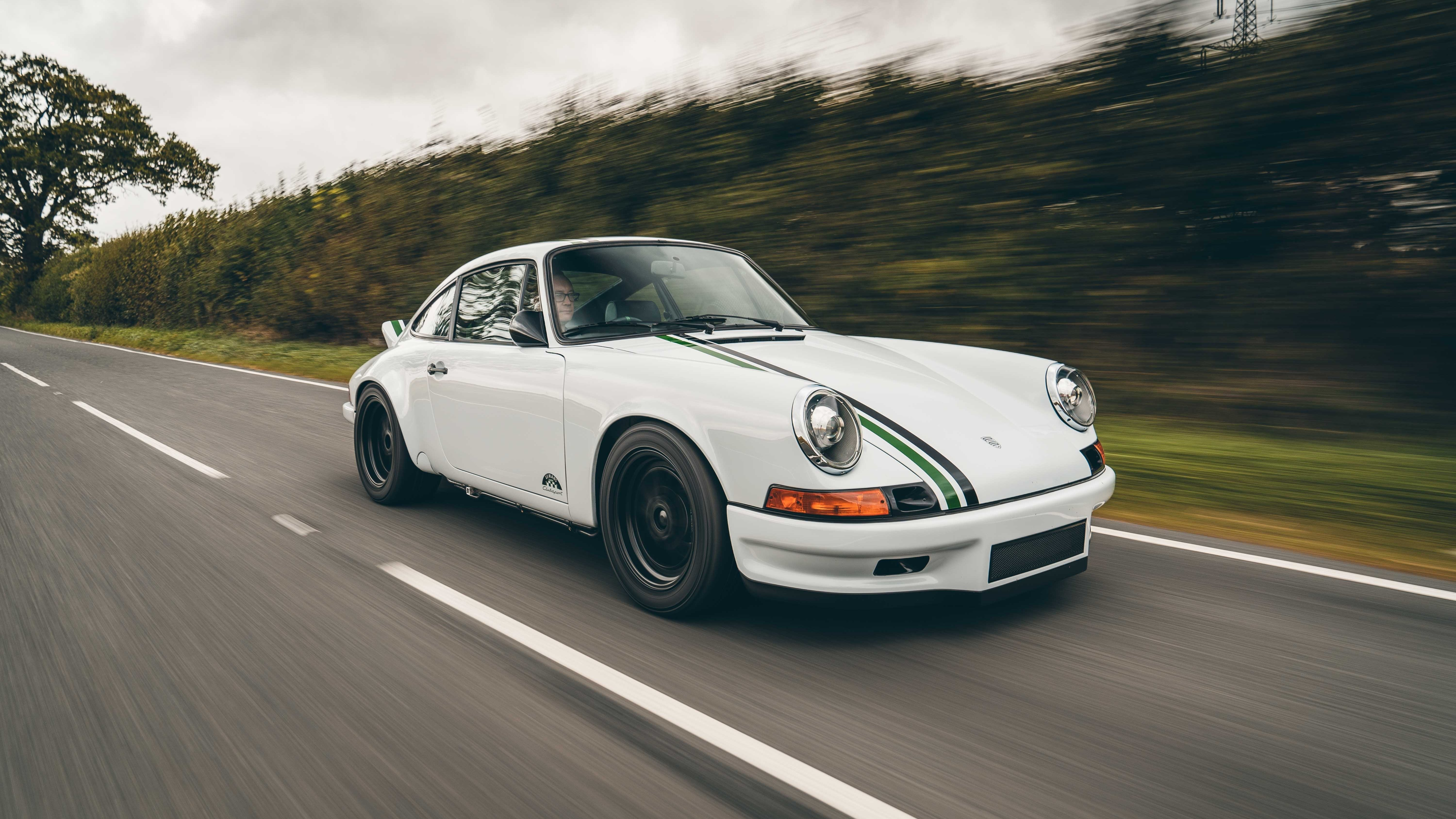 23b19cc0dfa Porsche specialist Paul Stephens recently unveiled his latest creation  called the Le Mans Classic Clubsport. It is a bespoke Porsche 911 based  around the ...