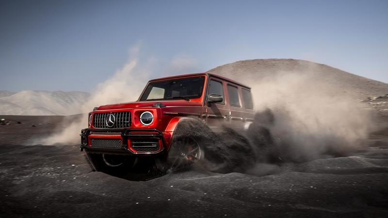 Pricing for the All-New 2019 Mercedes-AMG G63 is Here and It's Not Cheap