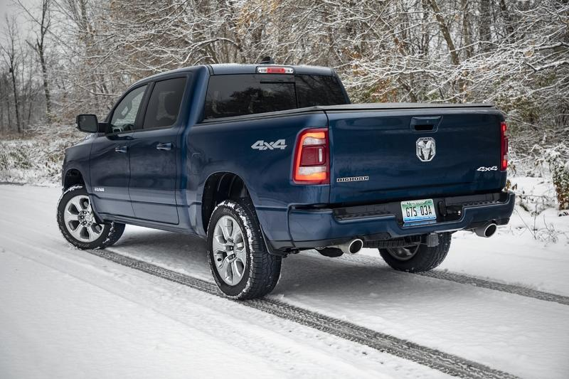 The 2019 Ram 1500 North Edition is All Geared Up for Winter