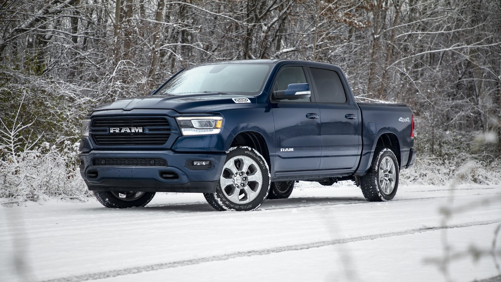 2019 Ram 1500 North Edition | Top Speed