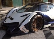 Remember the Mythical 5000-Horsepower Devel Sixteen? Well, Supercar Blondie Just Drove it - image 803409