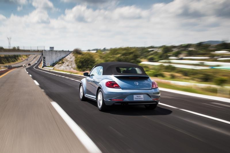 Say Farewell to the Volkswagen Beetle in Los Angeles