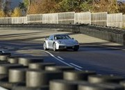 See the New 2020 Porsche 911 992 In Action Before it Debuts! - image 806501