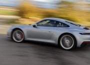 See the New 2020 Porsche 911 992 In Action Before it Debuts! - image 806503