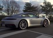 See the New 2020 Porsche 911 992 In Action Before it Debuts! - image 806512