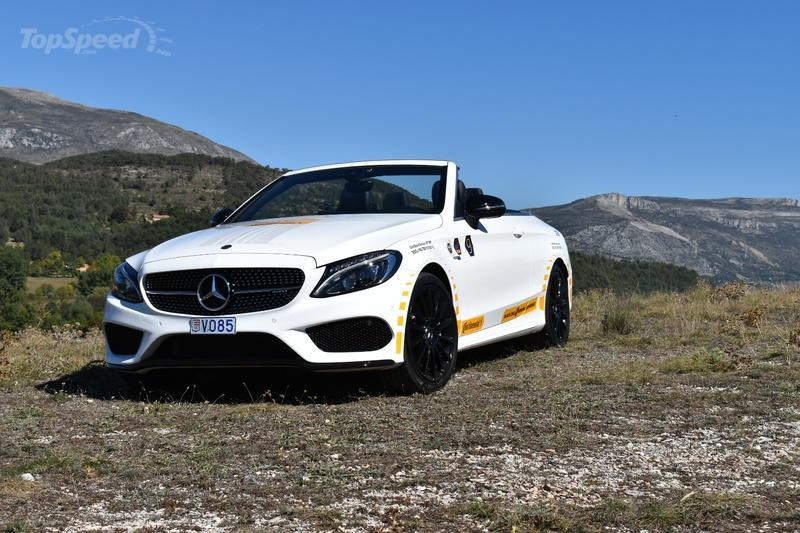 2018 Mercedes-AMG C43 Cabriolet - Driven | Top Speed