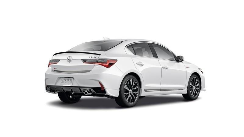 The 2019 Acura ILX was Showcased at SEMA with Some Awesome New Accessories Exterior - image 803111