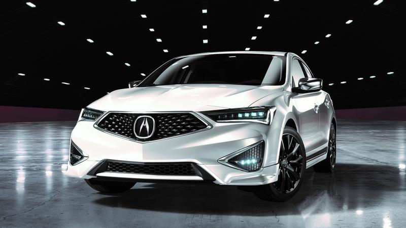 The 2019 Acura ILX was Showcased at SEMA with Some Awesome New Accessories