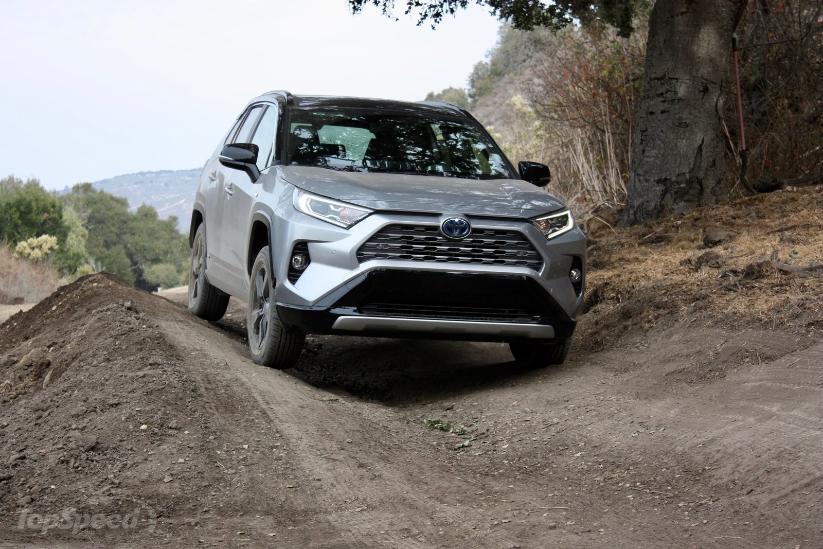 The 2019 Toyota Rav4 Is A Surprisingly Good Off Roader Top Speed