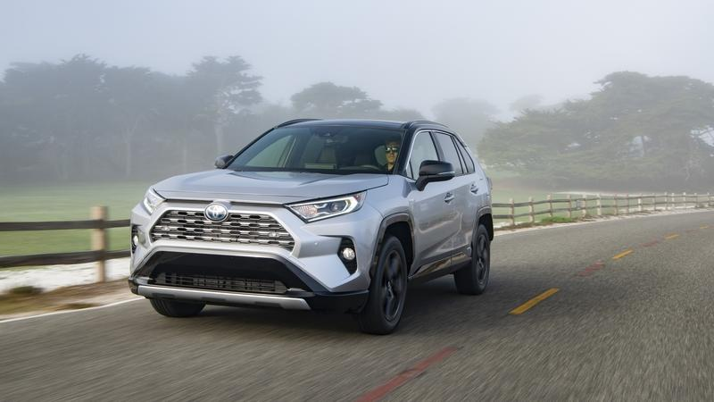 Toyota Rav4 Hybrid Used >> Green Car Reviews, Specs, Prices, Photos And Videos | Top Speed