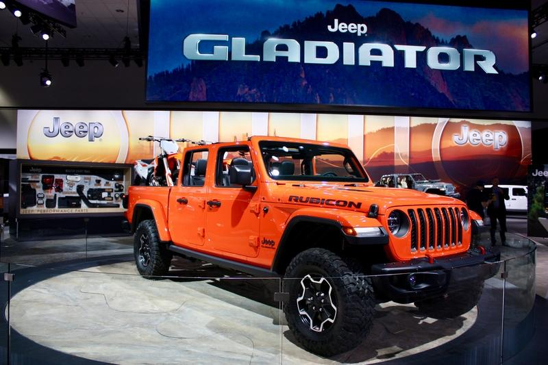 The 2020 Jeep Gladiator's Little Easter Egg is A Nod To its Production Roots