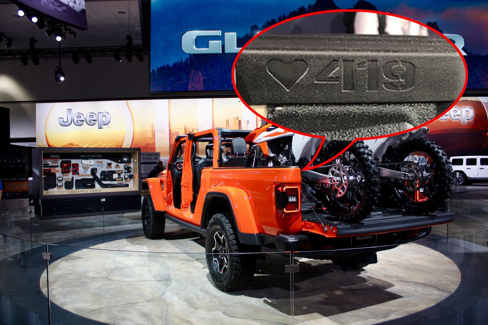 The 2020 Jeep Gladiator's Little Easter Egg Is A Nod To ...