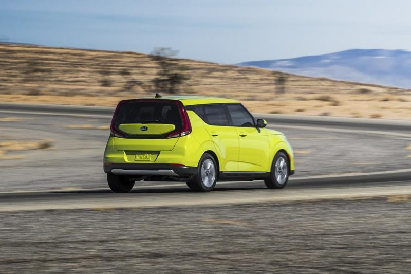 The 2020 Kia Soul Doubles Down on Range- Literally