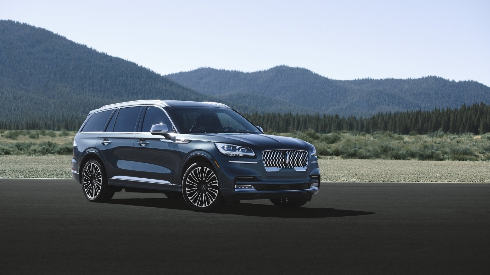 The 2020 Lincoln Aviator In Base Form Packs More Power