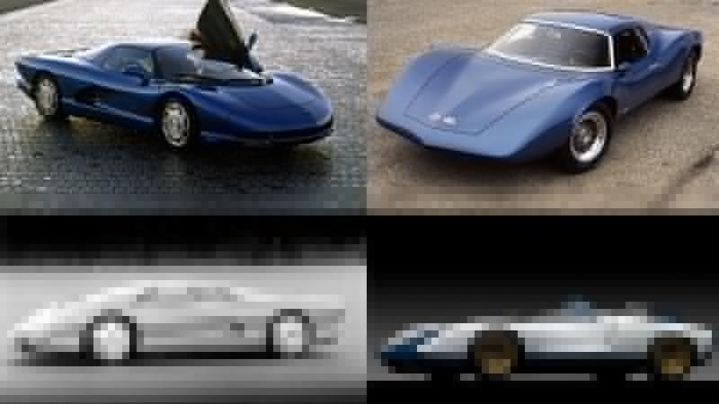 The 9 Mid-Engine Corvette Concepts That Didn't Make it To Production - image 806310