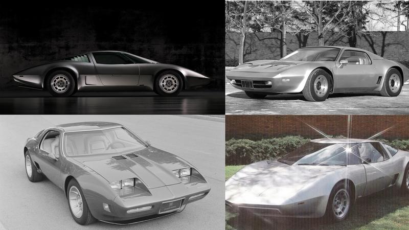 The 9 Mid-Engine Corvette Concepts That Didn't Make it To Production - image 806311