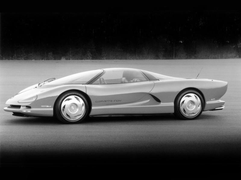 The 9 Mid-Engine Corvette Concepts That Didn't Make it To Production