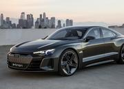 The Audi E-Tron GT Is a Firm Model S Competitor; Can Deliver Repeat Acceleration - image 807392