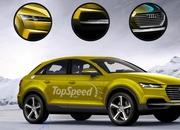The Audi Q4 Will Supposedly Stand Out from the Lineup, But We Have Our Doubts - image 807651