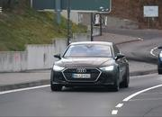 The Audi RS7 Sportback was Spotted Again as It Nears its Date with the Production Line - image 805758