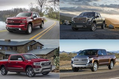 The Best Full-Size Pickups Ranked from Last to First