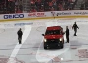 The Chevrolet Silverado Was The Star of a Recent Detroit Red Wings Game For The Wrong Reasons - image 807655