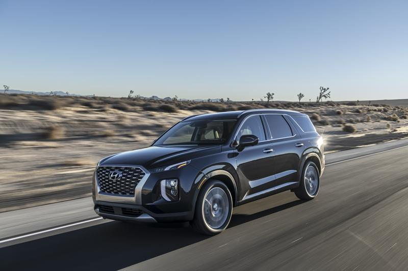 Hyundai Goes Big Baller With The 2020 Palisade SUV Exterior - image 807370