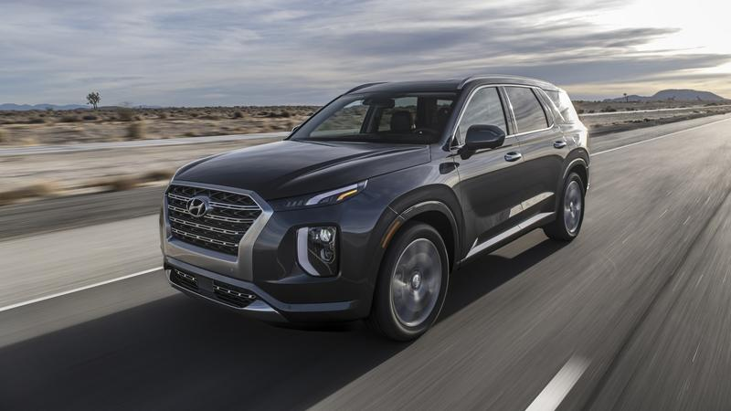 Hyundai Goes Big Baller With The 2020 Palisade SUV