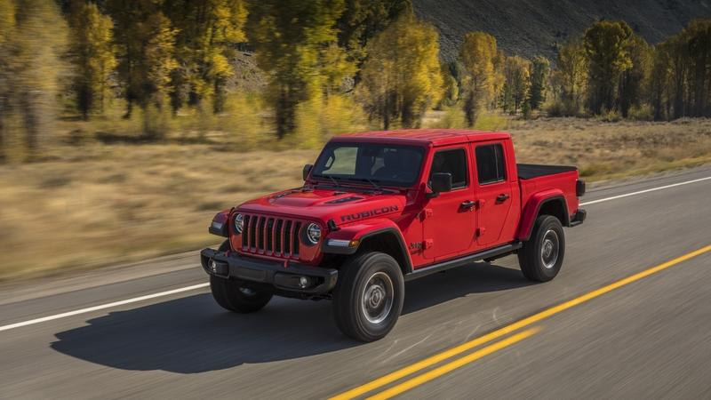 The Jeep Gladiator Stays True to its Roots with a Standard Six-Speed Manual Transmission
