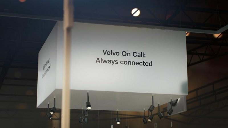 The L.A. Auto Show is Going to Be Packed and Some Genius Decided to Keep Volvo's Stand Empty