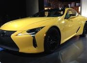 The Lexus LC Inspiration Concept Looks Beautiful in Los Angeles - image 807091