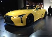 The Lexus LC Inspiration Concept Looks Beautiful in Los Angeles - image 807027