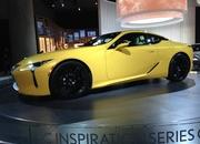 The Lexus LC Inspiration Concept Looks Beautiful in Los Angeles - image 807028