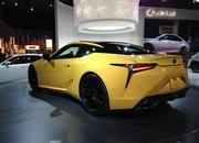 The Lexus LC Inspiration Concept Looks Beautiful in Los Angeles - image 807029
