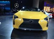 The Lexus LC Inspiration Concept Looks Beautiful in Los Angeles - image 807025