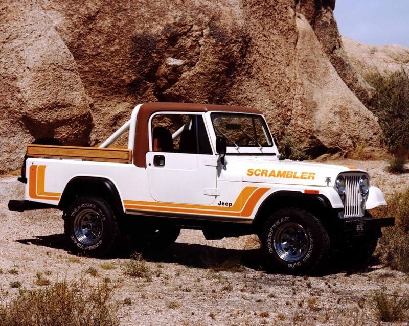 The Long, Illustrious History of Jeep Pickup Trucks - image 805844