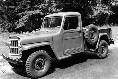 The Long, Illustrious History of Jeep Pickup Trucks