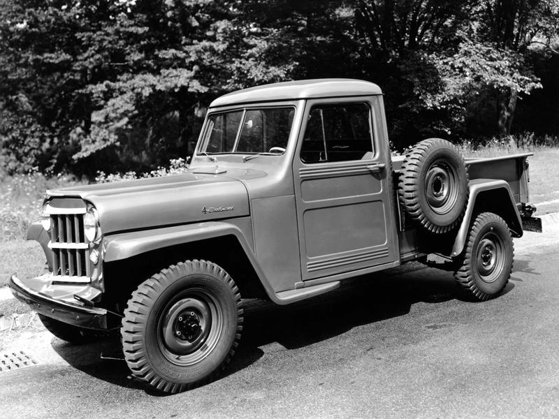 The Long, Illustrious History of Jeep Pickup Trucks - image 805828