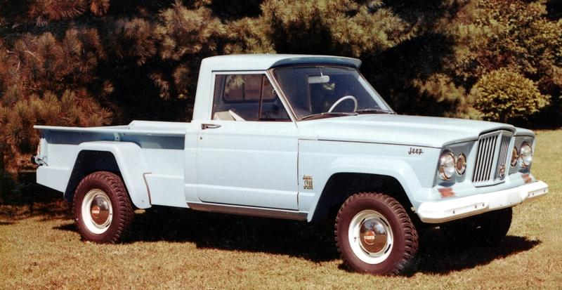 The Long, Illustrious History of Jeep Pickup Trucks - image 805838