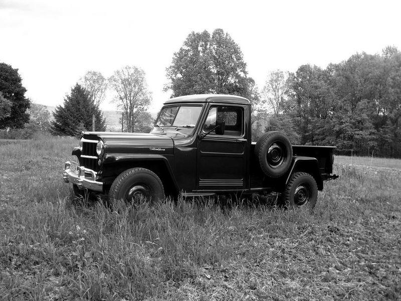 The Long, Illustrious History of Jeep Pickup Trucks - image 805827