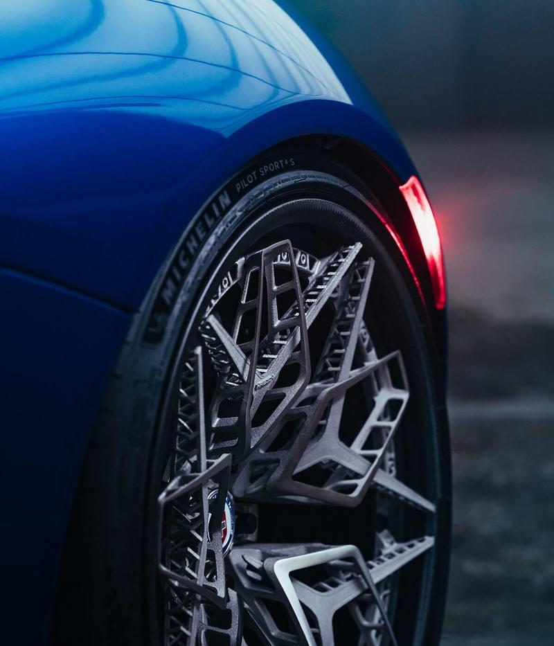 The New 3D-Printed Wheels From HRE Have Us Drooling With Anticipation