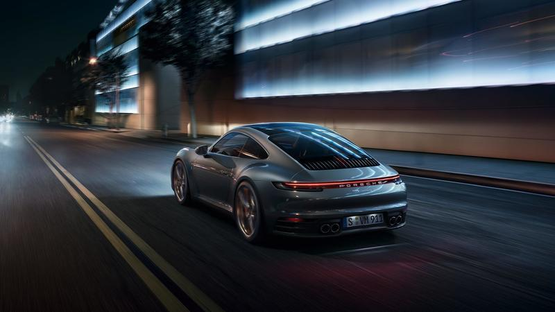 The 2020 Porsche 911 is Faster and More Powerful Than Ever Before